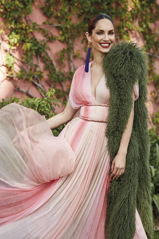 Eugenia Silva Hola Fashion